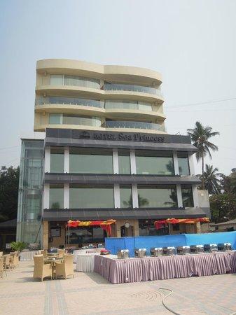 Hotel Sea Princess: l'hotel de la plage