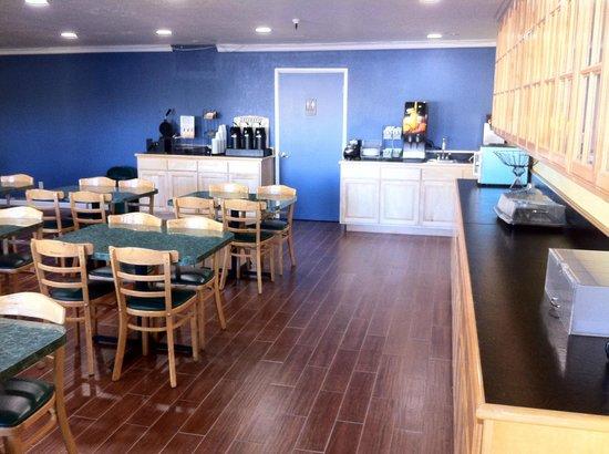Days Inn Gilroy: Daybreak Continental Breakfast Experience