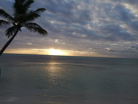 X'tan Ha Resort: Sunrise in Paradise