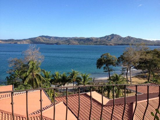Flamingo Marina Resort: this was our unobstructed view from the balcony of room 205