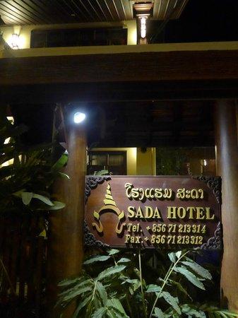 Sada Hotel: hotel