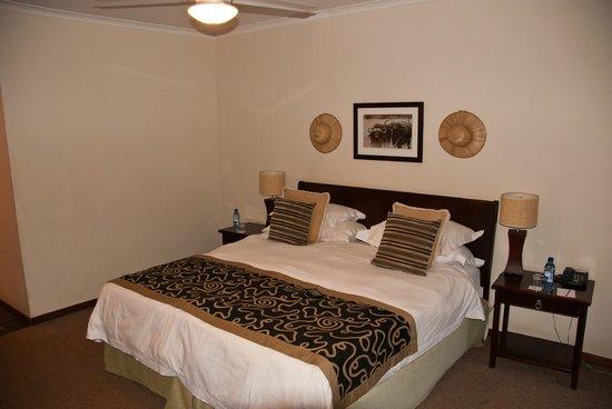Ghost Mountain Inn : Bedroom