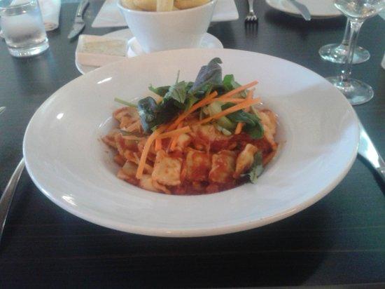 Ibis Hamilton Tainui : Delicious Ravioli!!