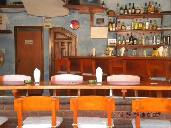 The Flophouse Bar : Vista frontal
