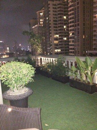 Hotel Muse Bangkok Langsuan, MGallery Collection: Balcony