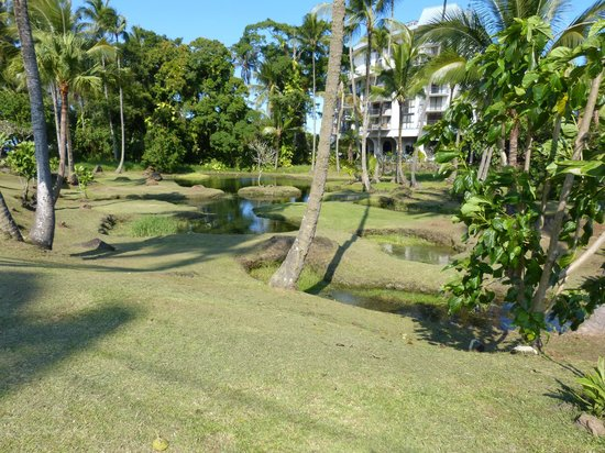 Akamai Adventure Tours & Travel: Old Hawaiian Fish Pond