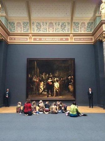 Rijksmuseum: The Night Watch