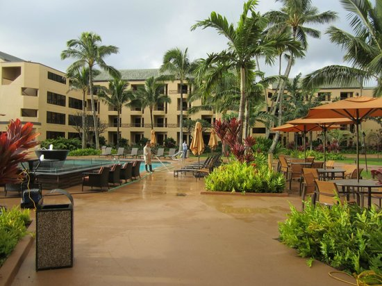Courtyard Kaua I At Coconut Beach By Marriott Kauai