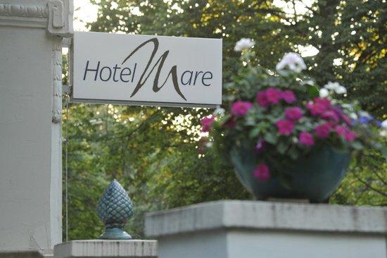 Hotel Mare: Außenansicht