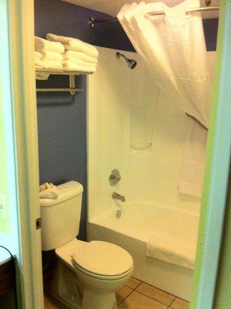 Days Inn Gilroy: All New Bathtubs