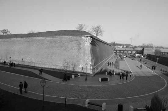 Citadel of Alba Iulia: Alba-Iulia Citadel