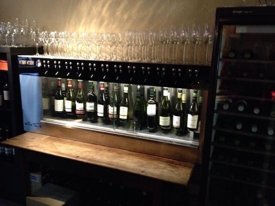 Reliva: wijnfrigo