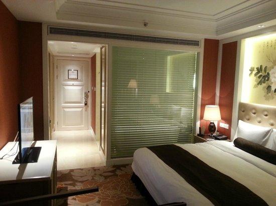 Tonino Lamborghini Hotel Kunshan - City Center : view of the room