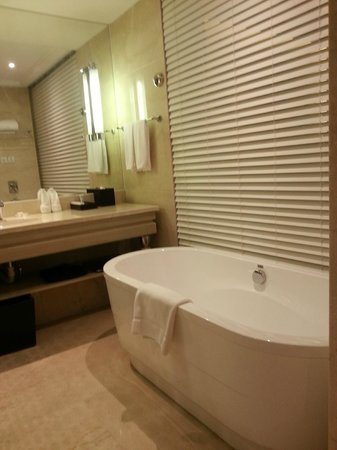 Tonino Lamborghini Hotel Kunshan - City Center : bath room