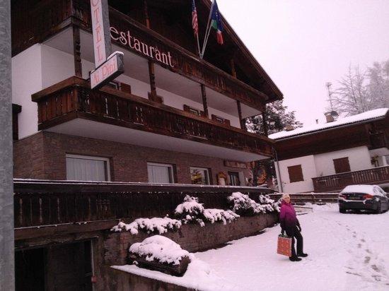 Hotel Ai Pini: отель