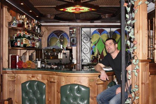 Hotel Ai Pini: бар