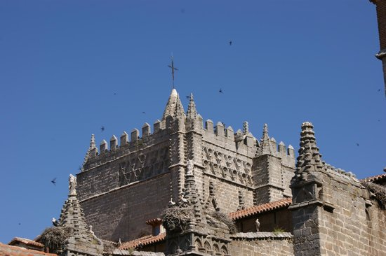 The Walls of Avila