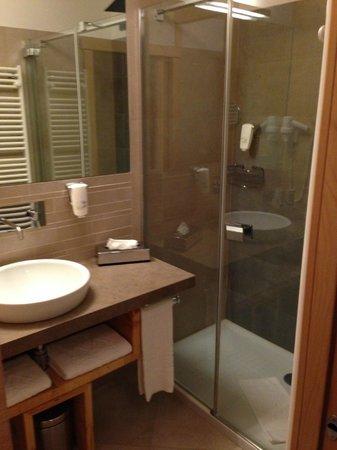 Hotel Maribel: bagno camera classic