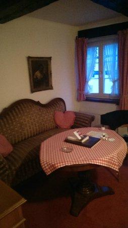 Romantik Hotel Ratskeller Wiedenbrück: Room 12