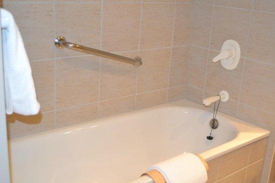 Holiday Inn Rotorua: Bath