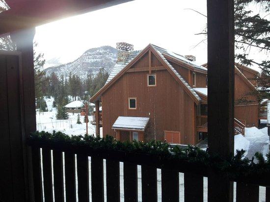 Hidden Ridge Resort: Our view