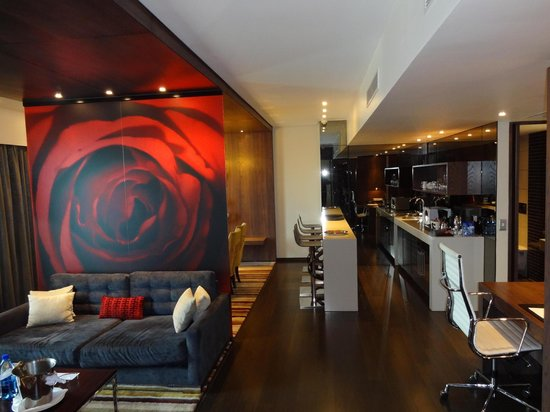 Crowne Plaza Johannesburg - The Rosebank: Room 763 - General View of the Suite