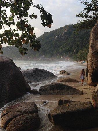 Haad Yuan Beach : ljhjuj jn Увут Пфквут на пляж