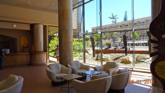 Nouvata Parc Hotel : lobby van het hotel