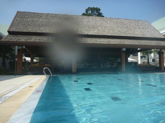 Thanyapura Health & Sports Resort: 30m Sports Hotel pool