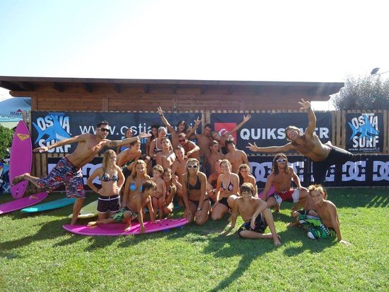 ‪Ostia Surf School‬