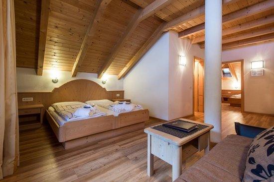 Hotel Cristallo: Family Suite (43m²)