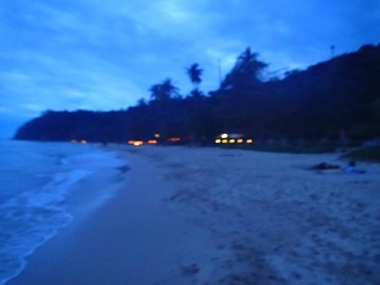 Oasis Koh Chang: Lonely beach, usually it's not so lonely