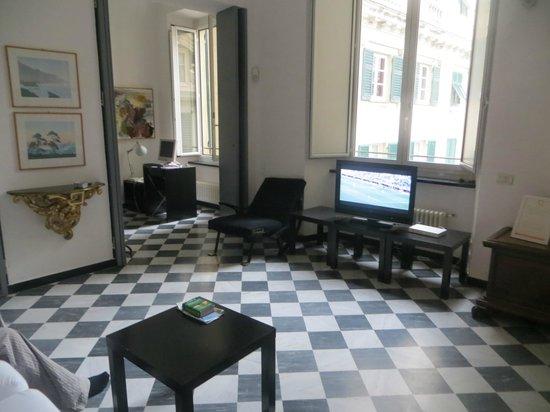 Locanda di Palazzo Cicala: beautiful old apartment