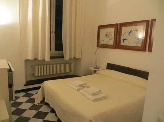 Locanda di Palazzo Cicala: not luxurious but comfortable