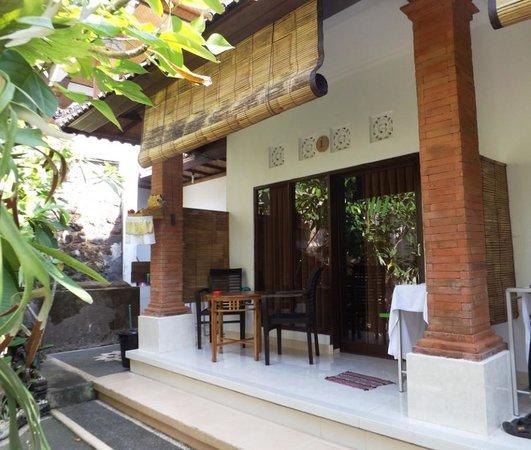 Omah D'Taman: View of outdoor area.
