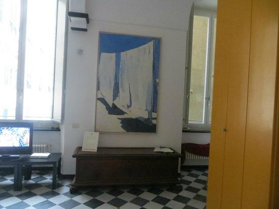 Locanda di Palazzo Cicala : huge living area