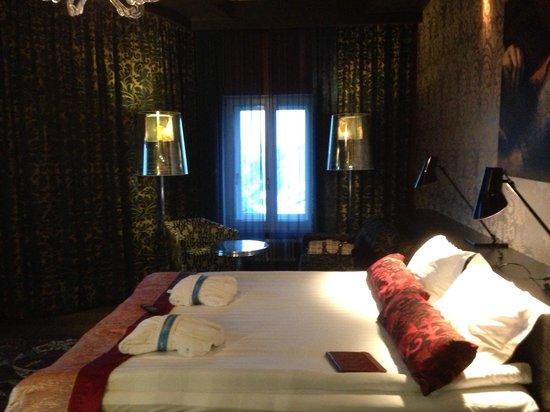 Radisson Sonya Hotel : Номер.