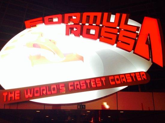 Ferrari World Abu Dhabi: Brivido da provare!!!