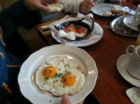 Kronner : Frühstück