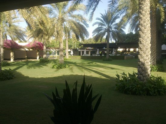 InterContinental Hotel Muscat : Giardino