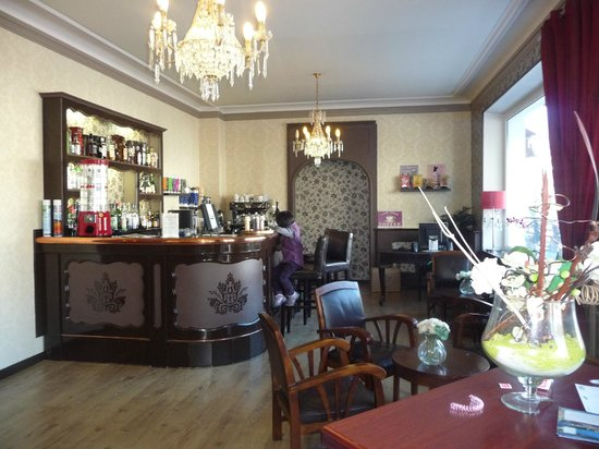 Hotel Des Bains : Bar