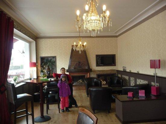 Hotel Des Bains : Espace détente