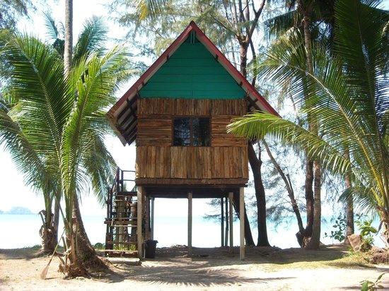 KP Huts: First line hut