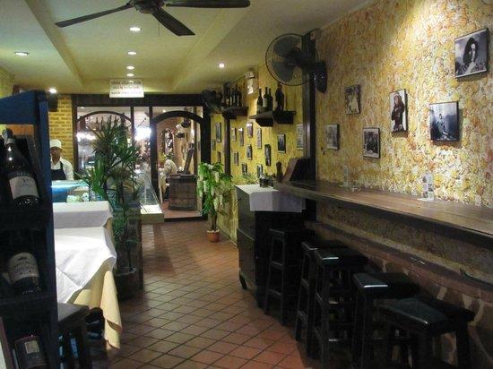 Restaurant L'Italiano: inside