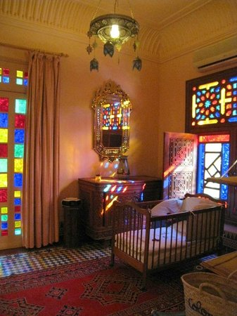 Dar Ayniwen Villa Hotel: The room we stayed