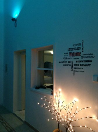 Jump in Hostel : Amazing reception during the night