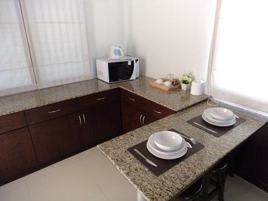 The Panwa Guesthouse: kitchen
