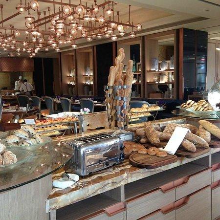 Shangri-La Bosphorus, Istanbul: breakfast