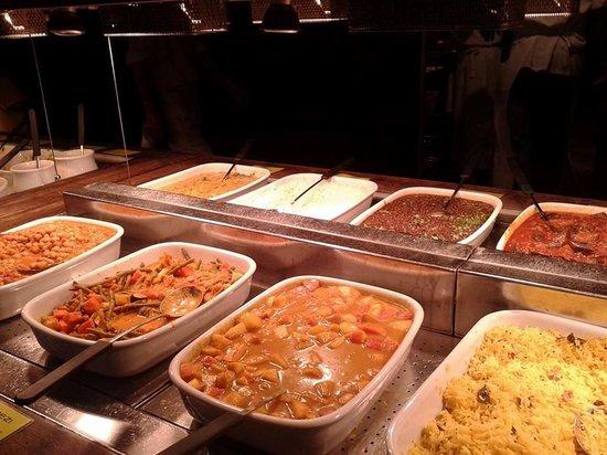 Haus Hiltl: piatti caldi e particolari