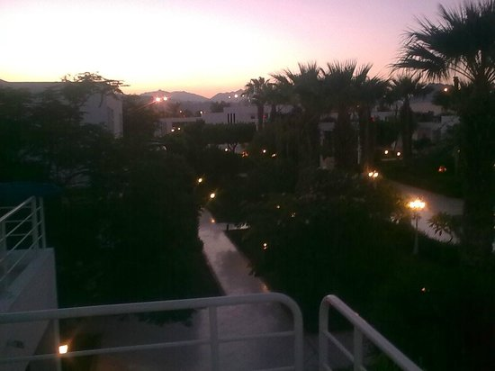 Maritim Jolie Ville Resort & Casino Sharm El-Sheikh: Room view